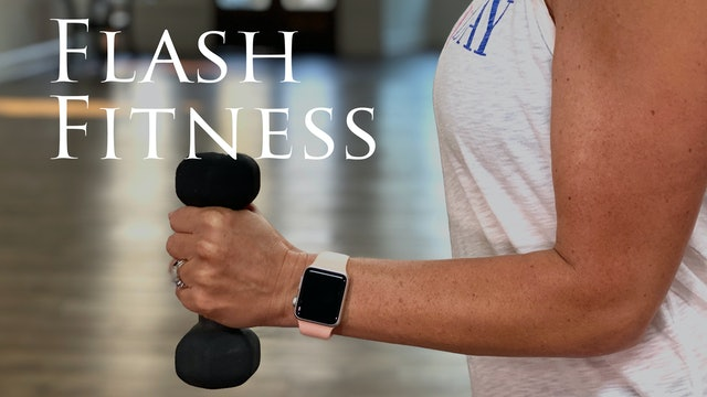 Flash Fitness: Under 40 Minutes