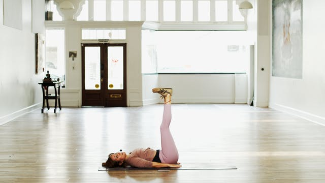 Strengthen & Restore : Upper Body and...