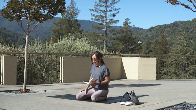 Araceli | Outdoor Yoga | 5.26