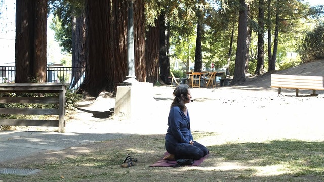 Outdoor Yoga at Creek Park | Wendy | 7/4/21