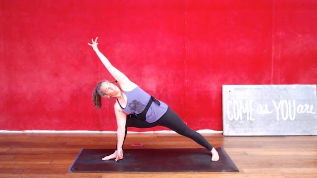 Gentle Yoga | Wendy | 9/9