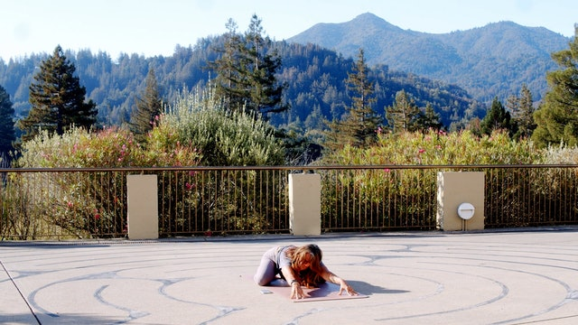 Geneva Terrace Yoga   Araceli   9/23/21