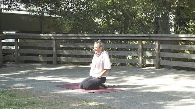 Wendy | Outdoor Yoga | 5.30