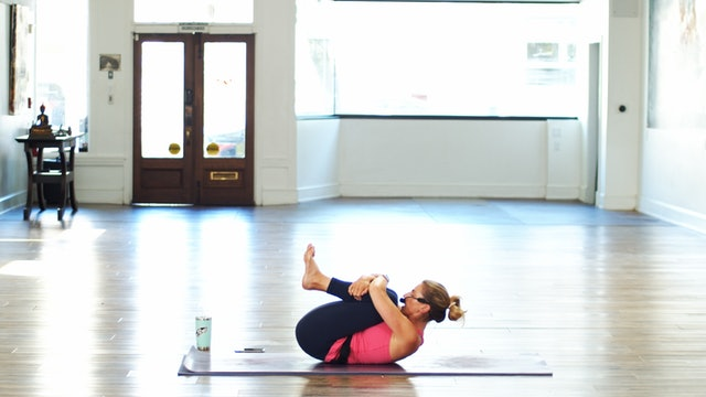 Powerful Yoga Flow   Megan   5/10
