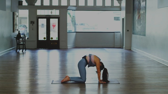 Day 10 Gratitude Practice Yoga Flow- Play: 30 Minutes
