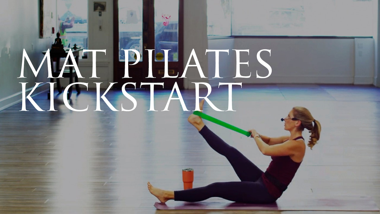 7 Day Mat Pilates Kickstart
