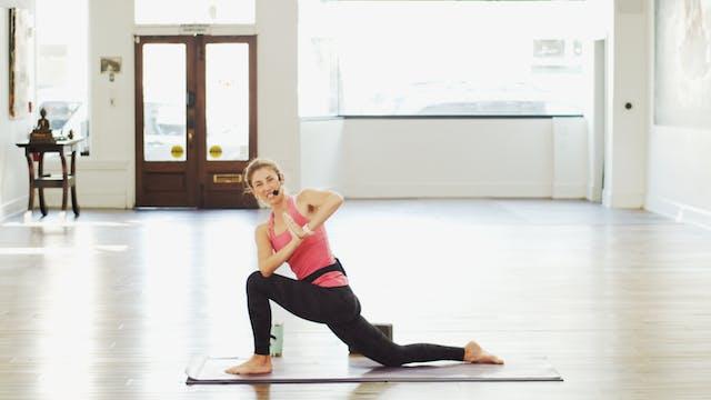 Intro to Yoga: Twisting is Fun | Mega...