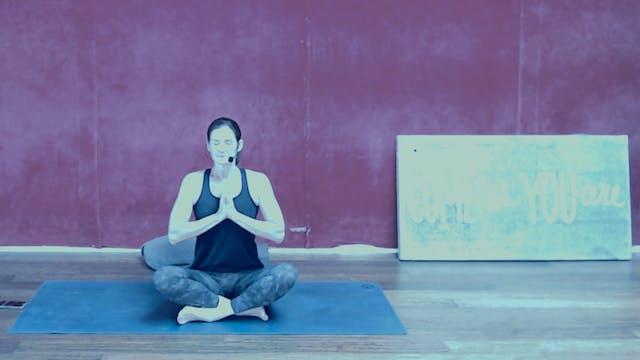 Yin Yoga | Marianne | 7/27
