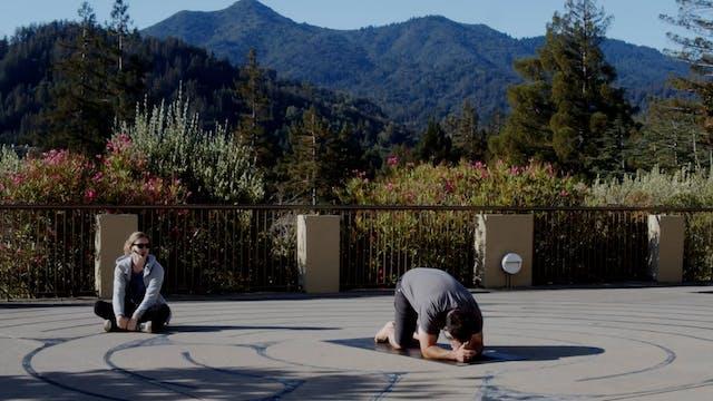 Geneva Terrace Yoga | CayCay | 9/10/21