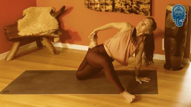 Power Yoga with Araceli 002