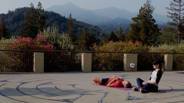 Geneva Terrace Yoga | CayCay | 8/27/21