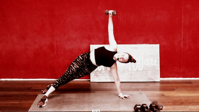 Upper Body Class with Jenny | 6/24/20