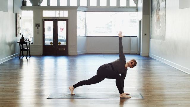 Gentle Yoga | CayCay | 1/14