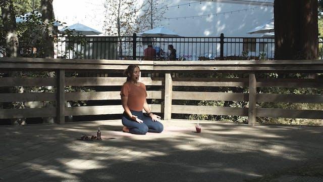 Outdoor Yoga Flow at Creekside | Ara...