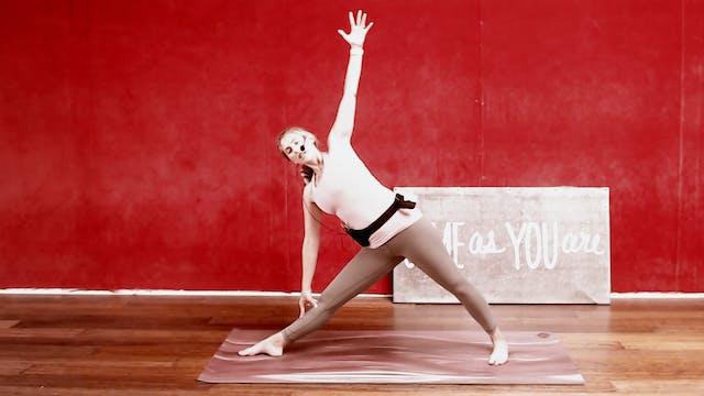 Power Yoga | Megan | 9/12