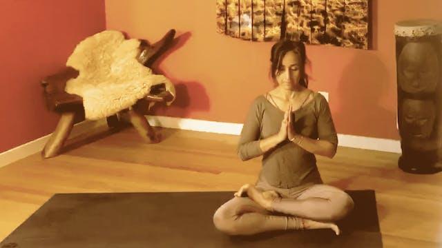 Natarajasana (Dancers Pose) | Araceli