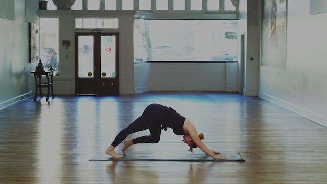 Power Yoga | CayCay | 10/16