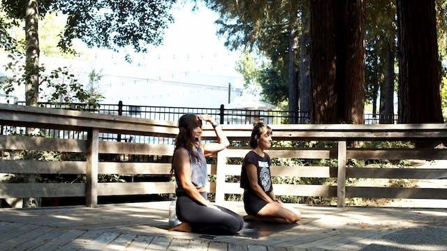 Outdoor Yoga Flow at Creekside | Arac...
