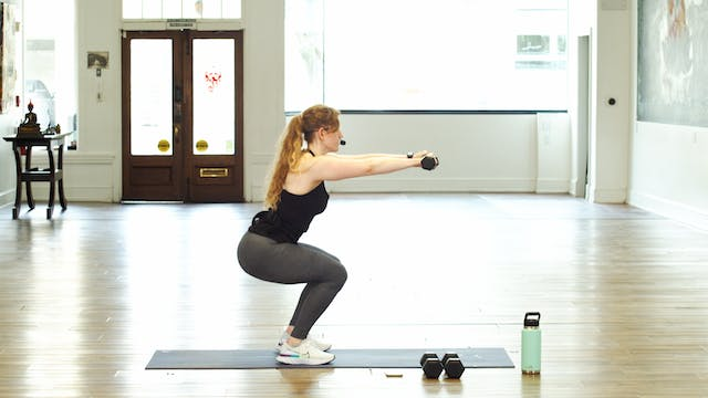 Low Impact Upper Body Bootcamp Expres...