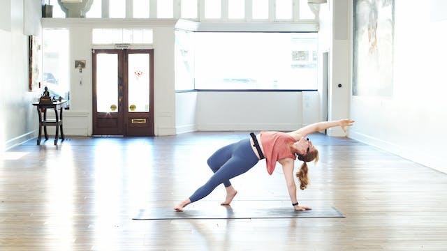 Power Yoga Flow | CayCay | 6/21