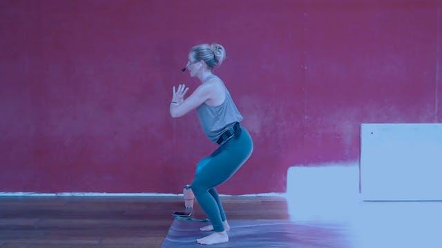 Mat Pilates | Megan | 8/11
