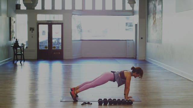 HIIT & Strength Bootcamp | Araceli | ...