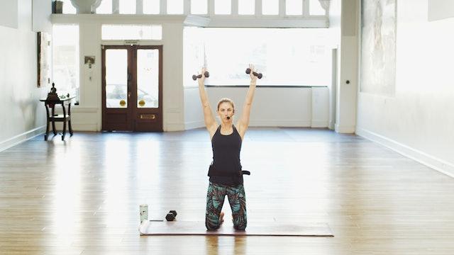 Mat Pilates Express | Megan | 1/28