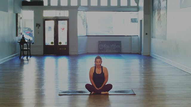 Featured | Power Yoga | Wendy