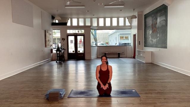 Yin Yoga   Marianne   8/17