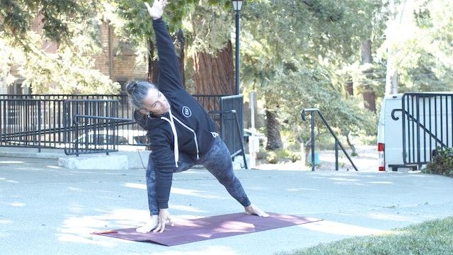 Wendy | Outdoor Yoga | 5.12