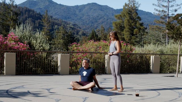 Geneva Terrace Yoga | Araceli | 8/11/21