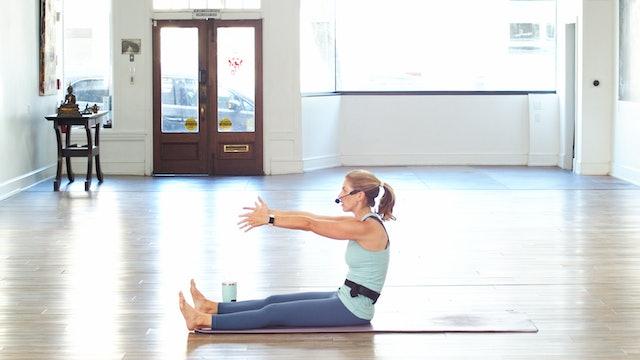 Mat Pilates | Megan | 4/19