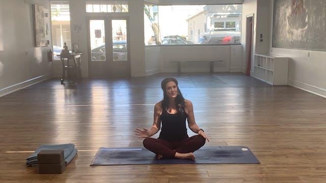 Yin Yoga | Marianne | 8/4