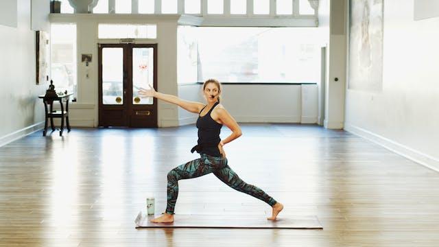 Power Yoga Express | Megan