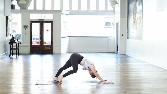 Power Yoga Flow   CayCay   7/5