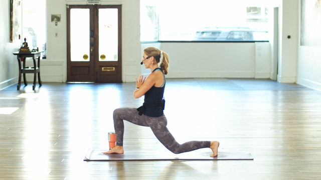 Powerful Yoga Flow | Megan | 6/14