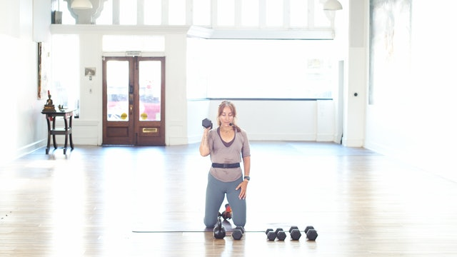 Strength & Cardio Bootcamp | Araceli | 7/15/21