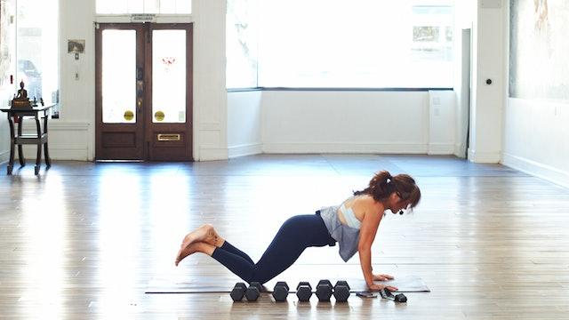 Strength & Cardio Bootcamp | Araceli | 7/8