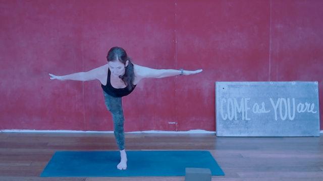 Gentle Yoga | Marianne | 8/24