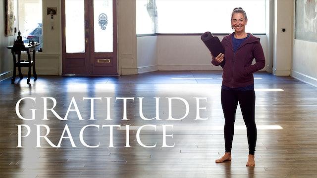 10 Day Gratitude Practice