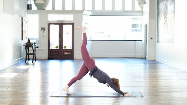 Power Yoga Flow   CayCay   6/28