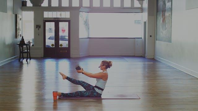 Day 6 Gratitude Practice Mat Pilates ...