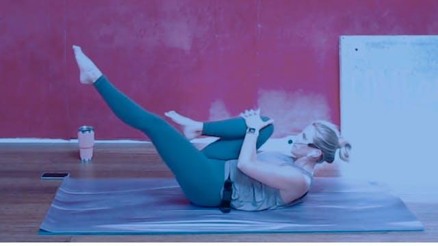 Mat Pilates | Megan | 8/12