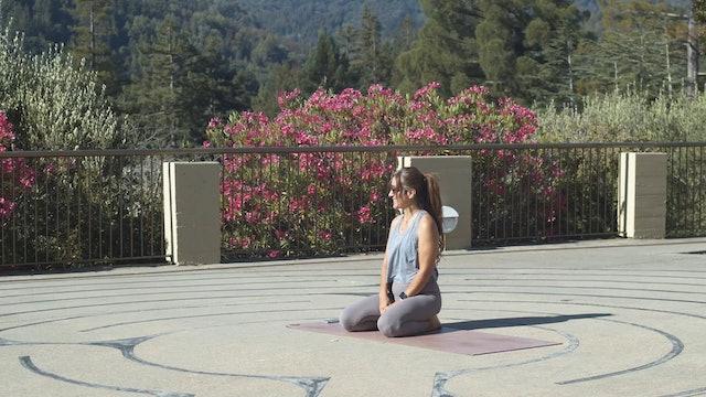 Geneva Terrace Outdoor Yoga   Araceli   7/28/21
