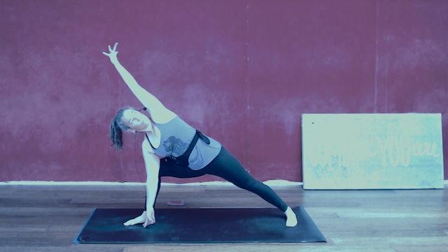 Gentle Yoga | Wendy | 7/30