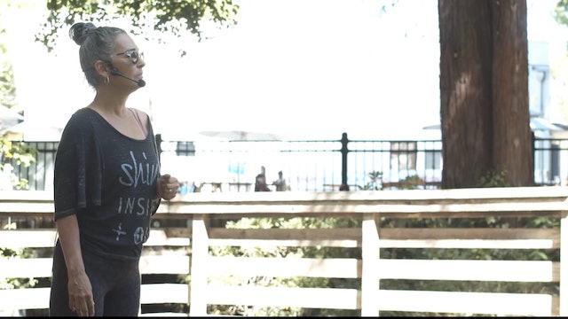 Outdoor Yoga Flow | Creekside Park | Wendy | 6/13