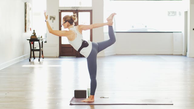Powerful Yoga Flow | Megan | 3/8