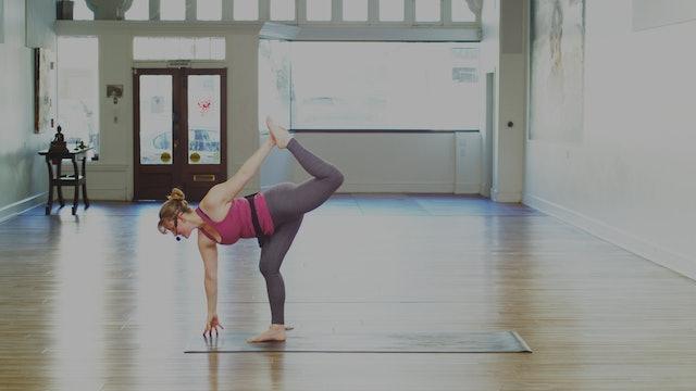 Power Yoga | CayCay | 10/30