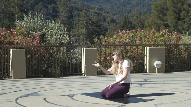 Outdoor Yoga Flow | Redlands | CayCay | 6/11