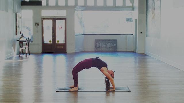 Flash Yoga: Under 40 Minutes